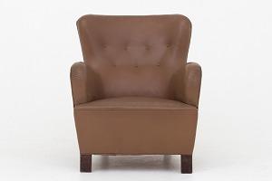 Roxy Klassik  Lænestole, loungestole, øreklapstole, fodskamler ...